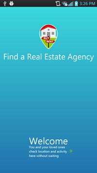 Find A Real Estate Agency poster