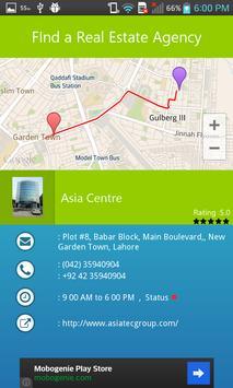 Find A Real Estate Agency apk screenshot