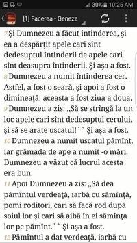 Romanian Bible Version apk screenshot