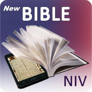 NIV Bible New poster