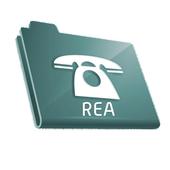 Phone Directory REA icon