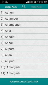Phone Directory REA apk screenshot