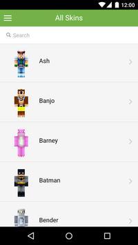 PocketBook for Minecraft apk screenshot