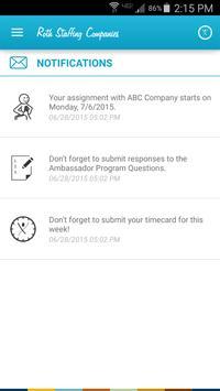 Ambassador Experience Center apk screenshot