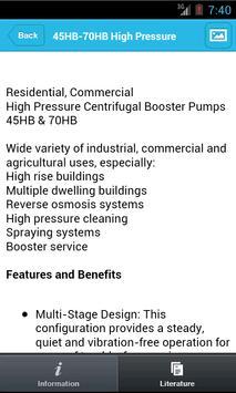 Goulds WaterTechnology Catalog apk screenshot