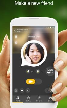 Rounds Qik Video:Chat Call apk screenshot