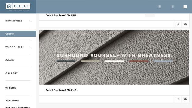 Celect Resources apk screenshot