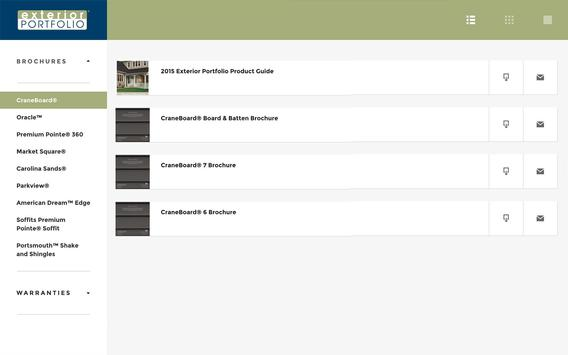 Exterior Portfolio Resources apk screenshot
