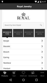 Royal Jewelry poster