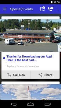 Roy Robinson DealerApp apk screenshot