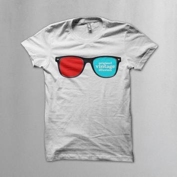 Design T-Shirt New poster