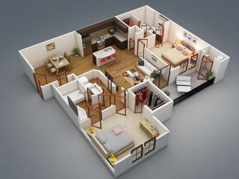 3D Home Design New poster