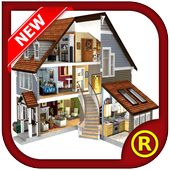 Home Design 5D icon