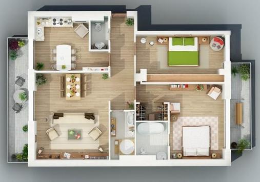 Home Design 5D apk screenshot