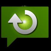 Responded (Auto Text Response) icon