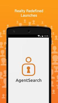 Agent Search-Broker/Agent App poster