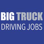 Big Truck Driving Jobs icon