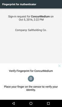 RSA SecurID Authenticator apk screenshot