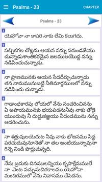 Telugu Bible For Everyone apk screenshot