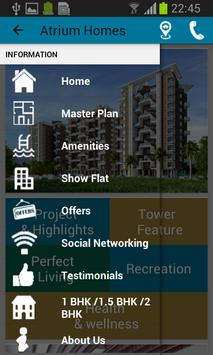 Atrium Homes poster