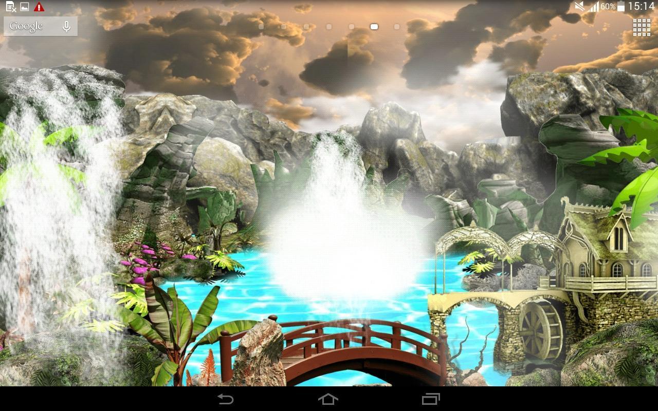waterfall live wallpaper apk download free entertainment