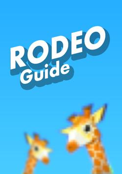 Free Rodeo Stampede Zoo Guide poster