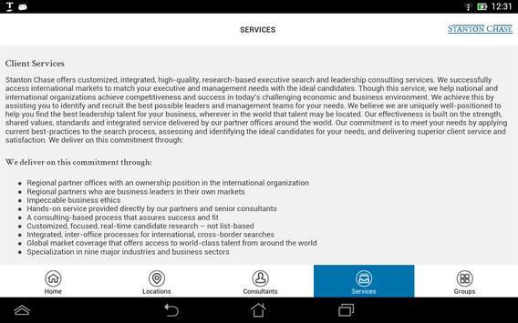 StantonChase Mobile apk screenshot