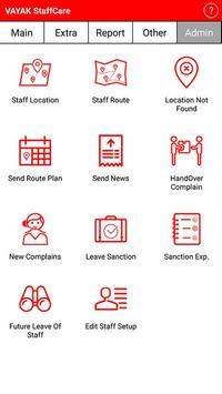 Vayak Staff Care apk screenshot