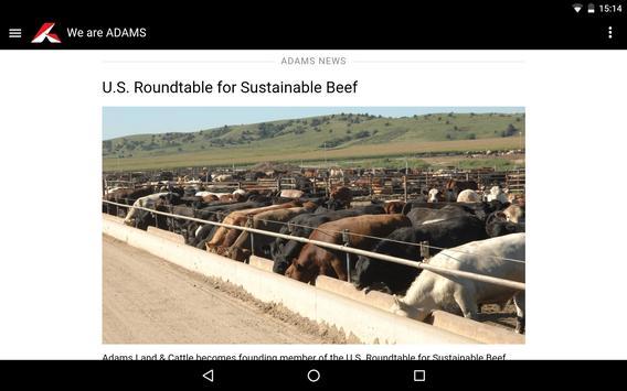 We are ADAMS App apk screenshot