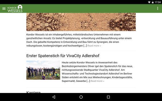 Kondor Wessels apk screenshot