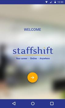 Staffshift poster