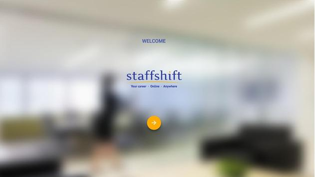 Staffshift apk screenshot
