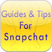 Guides & Tips for Snapchat icon