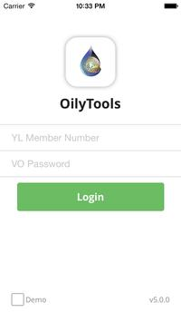 Oily Tools poster