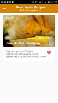Resep Aneka Pempek apk screenshot