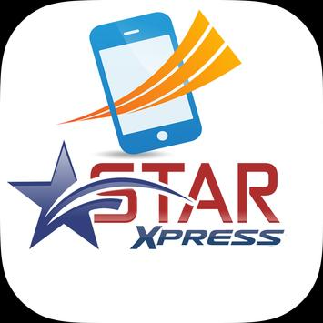 A StarXpress poster