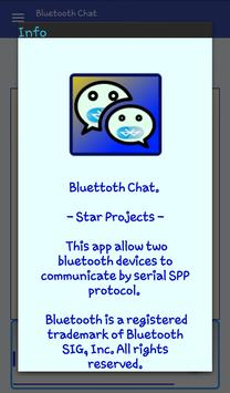 Bluetooth Chat SPP apk screenshot