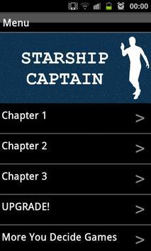 Starship Captain - You Decide apk screenshot
