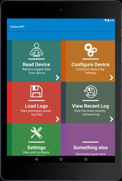 Status NFC (Unreleased) apk screenshot