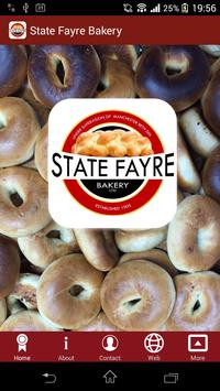 State Fayre Bakery poster
