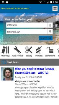 YELLOW PAGES STATEWIDEYP.COM apk screenshot
