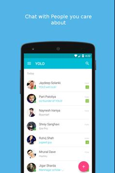 Yolo Messenger [BETA] poster