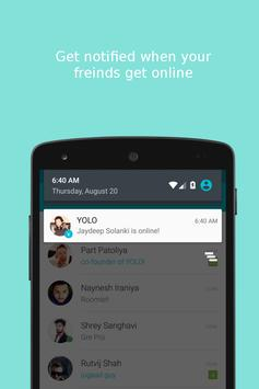 Yolo Messenger [BETA] apk screenshot
