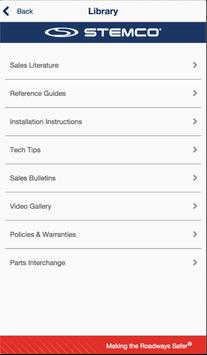 STEMCO Mobile apk screenshot
