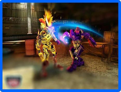 Energy Steel Robot Tips Boxing apk screenshot