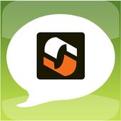 모바일 그룹웨어 스틸톡 SteelTalk icon
