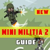 Cheats for Mini Militia 2 icon