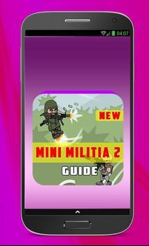 Cheats for Mini Militia 2 poster