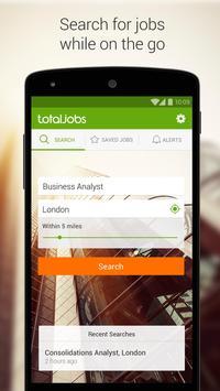 Totaljobs Job Search poster