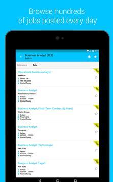 NIJobs job search app apk screenshot